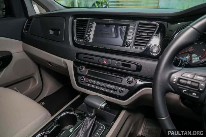 2020 Kia Grand Carnival with 11 seats now in M'sia – 2.2L turbodiesel, 200 PS, 440 Nm, 8-spd auto, RM180k Image #1119479