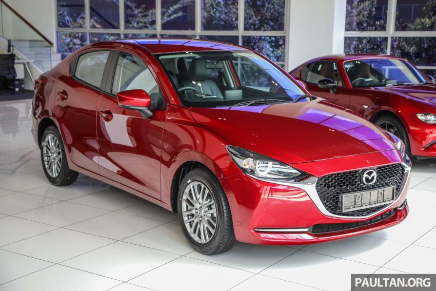 GALLERY: 2020 Mazda 2 facelift in Malaysia – updated styling, GVC Plus added, revised kit list; from RM104k Image #1118097