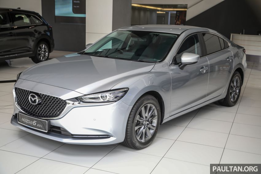 GALLERY: Mazda 6 2.0L Sedan update – from RM174k Image #1118555