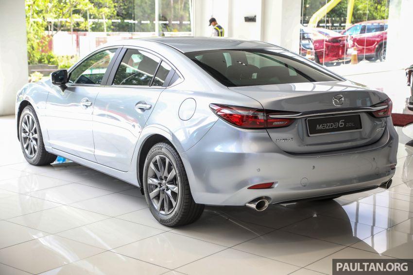 GALLERY: Mazda 6 2.0L Sedan update – from RM174k Image #1118558