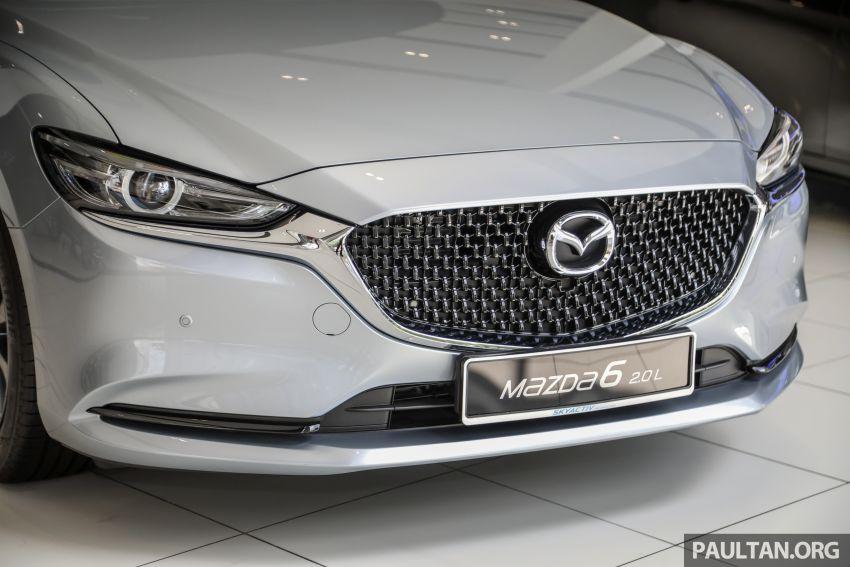 GALLERY: Mazda 6 2.0L Sedan update – from RM174k Image #1118562