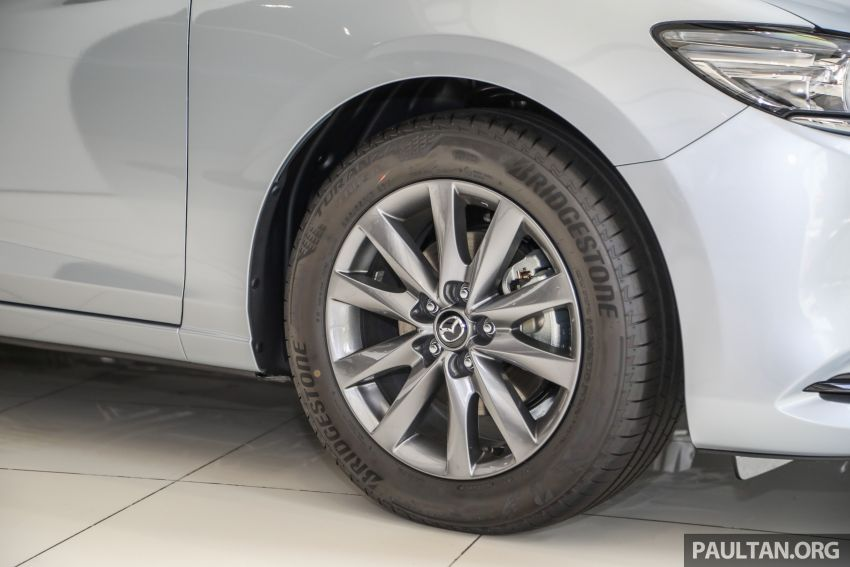 GALLERY: Mazda 6 2.0L Sedan update – from RM174k Image #1118565
