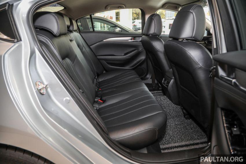 GALLERY: Mazda 6 2.0L Sedan update – from RM174k Image #1118579
