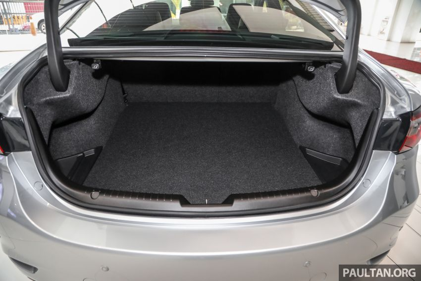 GALLERY: Mazda 6 2.0L Sedan update – from RM174k Image #1118581