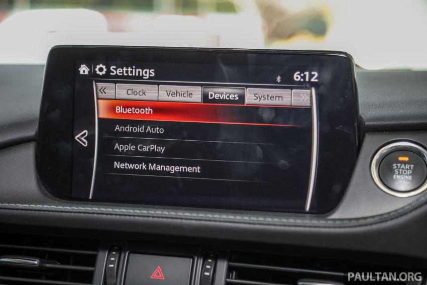 GALLERY: Mazda 6 2.0L Sedan update – from RM174k Image #1118574