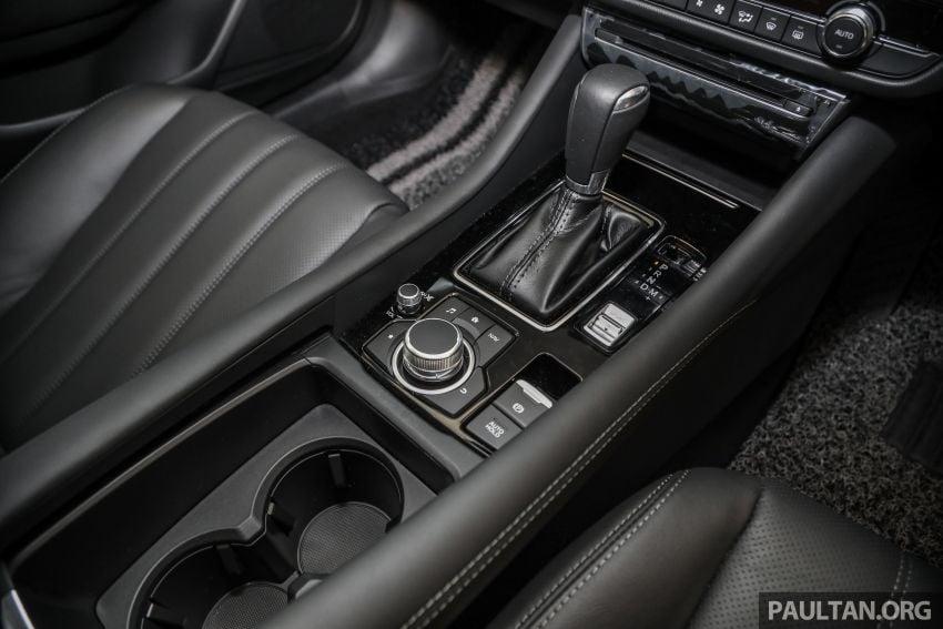 GALLERY: Mazda 6 2.0L Sedan update – from RM174k Image #1118575