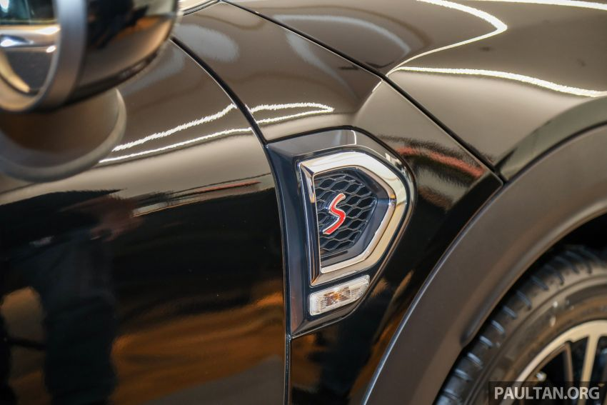 GALERI: MINI Countryman Blackheath Edition – kemasan serba gelap, terhad 48 unit, 192 hp, RM254k Image #1119963
