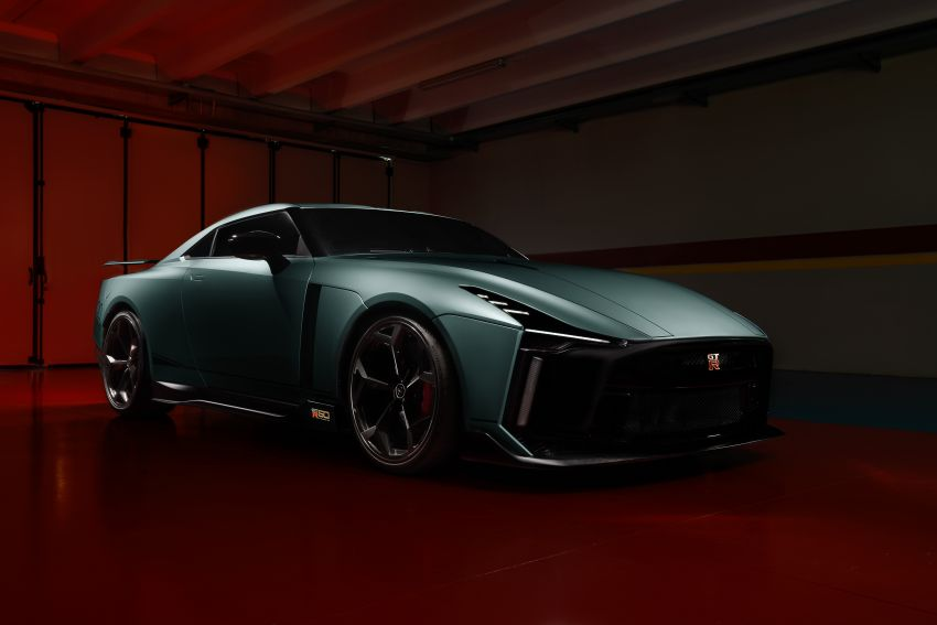Nissan GT-R50 by Italdesign enters production; customer deliveries of 50-unit run to begin late 2020 Image #1120924