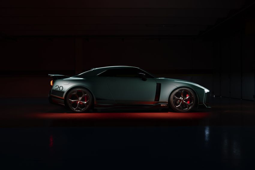Nissan GT-R50 by Italdesign enters production; customer deliveries of 50-unit run to begin late 2020 Image #1120925