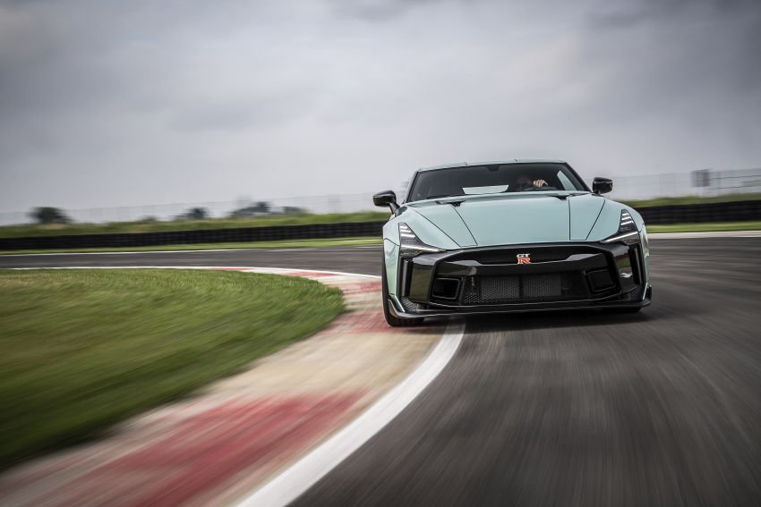 Nissan GT-R50 by Italdesign enters production; customer deliveries of 50-unit run to begin late 2020 Image #1120927