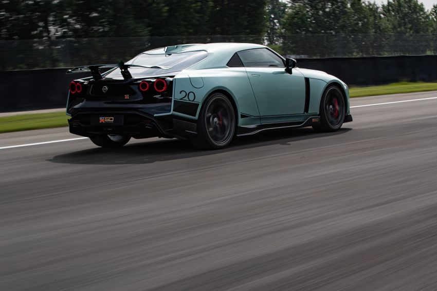 Nissan GT-R50 by Italdesign enters production; customer deliveries of 50-unit run to begin late 2020 Image #1120928