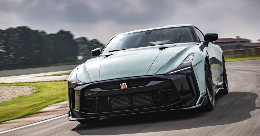 Nissan GT-R50 by Italdesign enters production; customer deliveries of 50-unit run to begin late 2020 Image #1120934