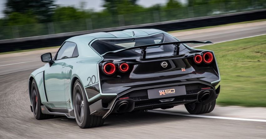 Nissan GT-R50 by Italdesign enters production; customer deliveries of 50-unit run to begin late 2020 Image #1120931