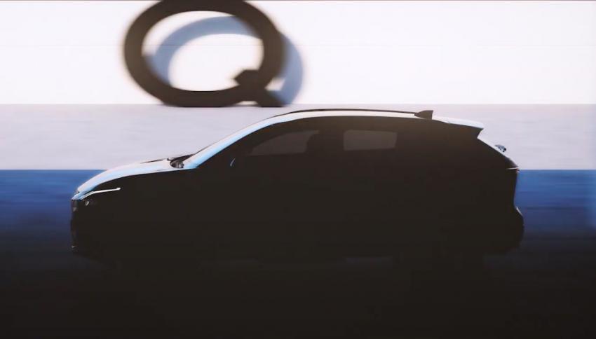 Nissan teases several new models – 400Z, Navara facelift, X-Trail, Ariya, Qashqai, Note, Frontier, Terra! Image #1123388