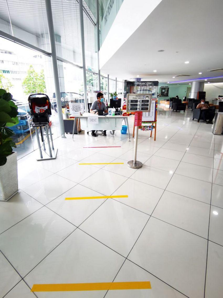 Perodua resumes operations nationwide, no walk-ins Image #1120496