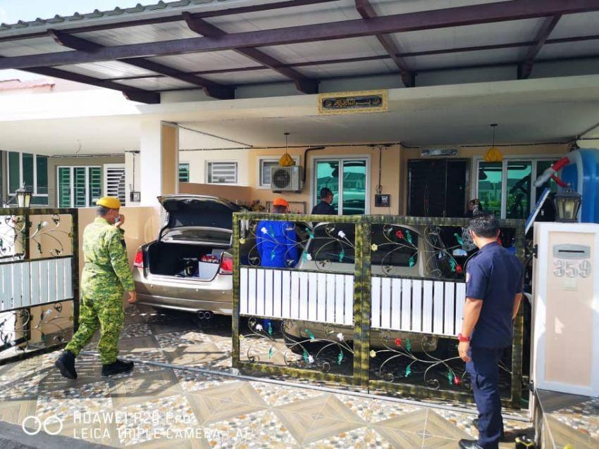 PKPB: Polis Kubang Pasu mula ronda dari rumah ke rumah, buru kenderaan rentas negeri tanpa kebenaran Image #1120828