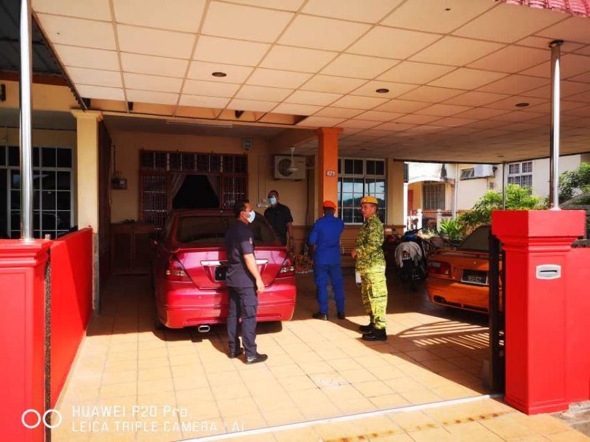 PKPB: Polis Kubang Pasu mula ronda dari rumah ke rumah, buru kenderaan rentas negeri tanpa kebenaran Image #1120826