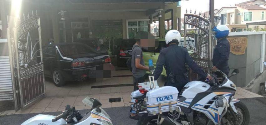 PKPB: Polis Kubang Pasu mula ronda dari rumah ke rumah, buru kenderaan rentas negeri tanpa kebenaran Image #1120840