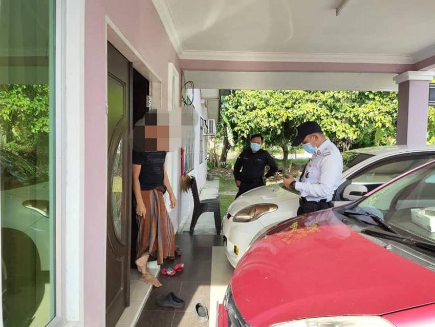 PKPB: Polis Kubang Pasu mula ronda dari rumah ke rumah, buru kenderaan rentas negeri tanpa kebenaran Image #1120837