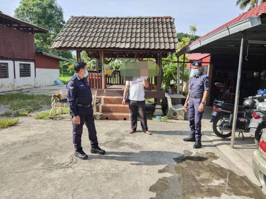 PKPB: Polis Kubang Pasu mula ronda dari rumah ke rumah, buru kenderaan rentas negeri tanpa kebenaran Image #1120836