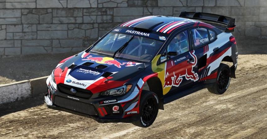Ken Block won't star in 2020 Gymkhana 11 – Travis Pastrana to take over lead role with modified Subaru Image #1123301
