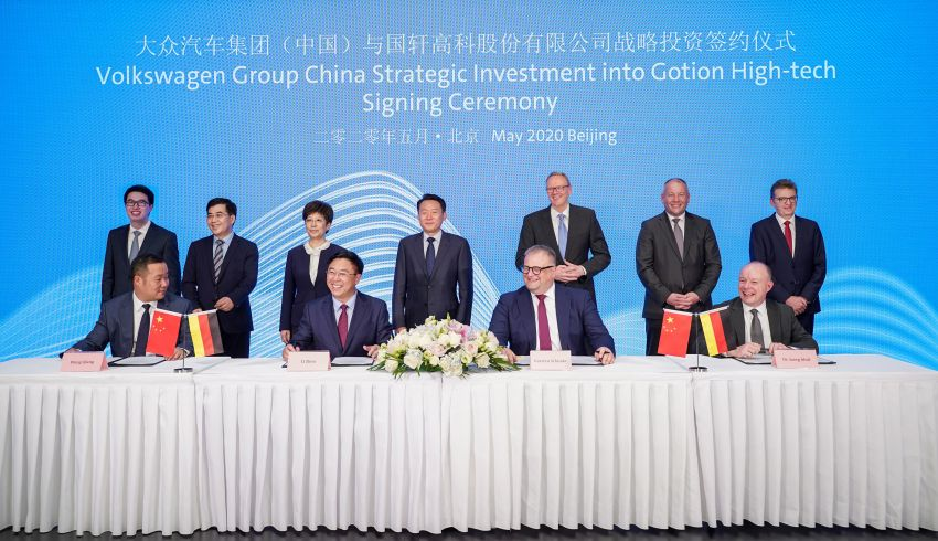 Volkswagen invests two billion euros in China – new acquisitions are part of its electrification strategy Image #1123785