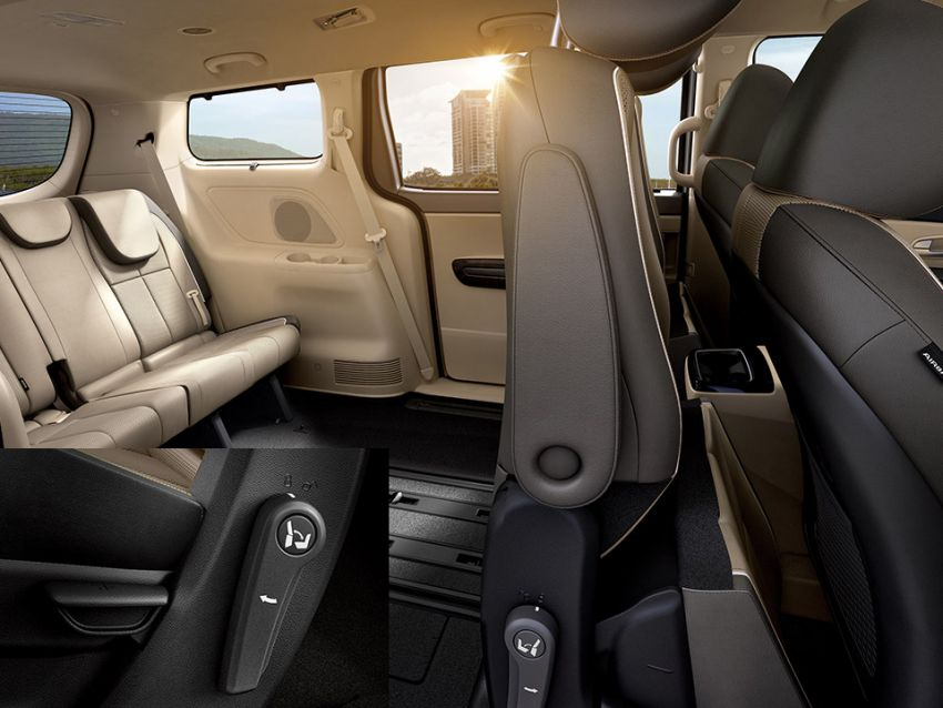 2020 Kia Grand Carnival with 11 seats now in M'sia – 2.2L turbodiesel, 200 PS, 440 Nm, 8-spd auto, RM180k Image #1119660