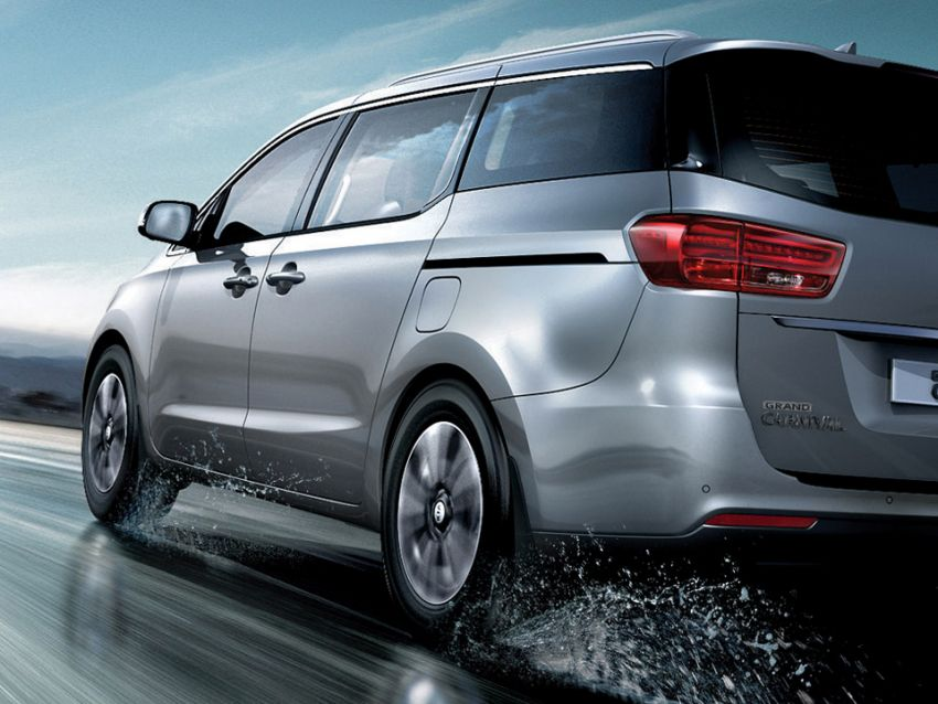 2020 Kia Grand Carnival with 11 seats now in M'sia – 2.2L turbodiesel, 200 PS, 440 Nm, 8-spd auto, RM180k Image #1119646