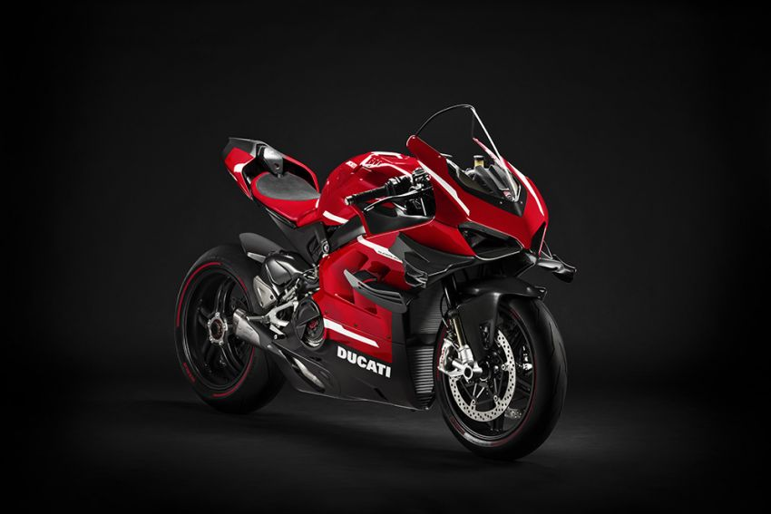 2020 Ducati Superleggera V4 production begins – 226 hp, 159 kg dry weight, only 500 to be made Image #1132675