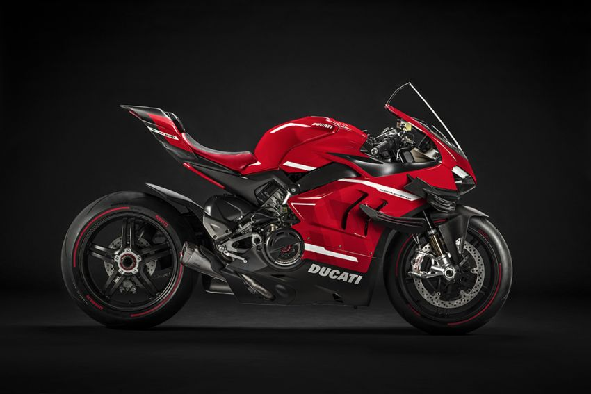 2020 Ducati Superleggera V4 production begins – 226 hp, 159 kg dry weight, only 500 to be made Image #1132678