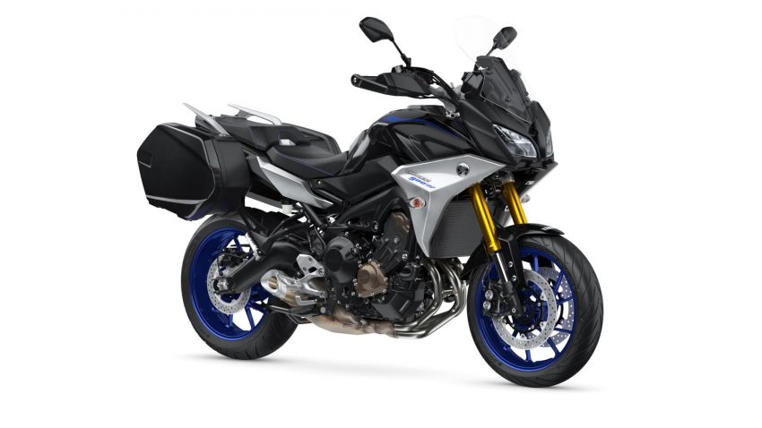 2020 Yamaha Tracer 900 GT colour update, RM58,888 Image #1134144
