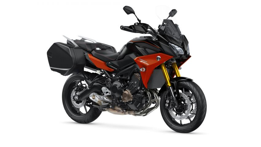 2020 Yamaha Tracer 900 GT colour update, RM58,888 Image #1134143