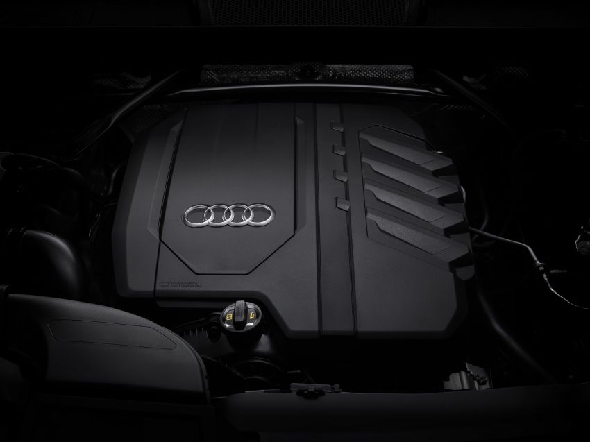 2020 Audi Q5 facelift debuts – updated styling; MIB3 infotainment system; mild hybrid, PHEV powertrains Image #1137814