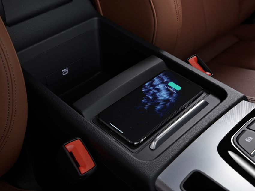 2020 Audi Q5 facelift debuts – updated styling; MIB3 infotainment system; mild hybrid, PHEV powertrains Image #1137816