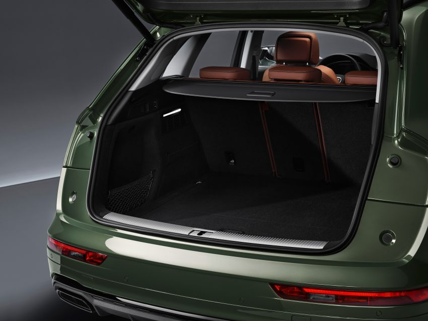 2020 Audi Q5 facelift debuts – updated styling; MIB3 infotainment system; mild hybrid, PHEV powertrains Image #1137818