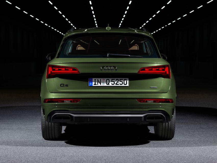 2020 Audi Q5 facelift debuts – updated styling; MIB3 infotainment system; mild hybrid, PHEV powertrains Image #1137819
