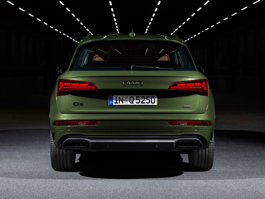 2020 Audi Q5 facelift debuts – updated styling; MIB3 infotainment system; mild hybrid, PHEV powertrains Image #1137822