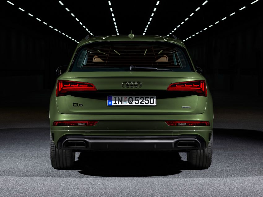 2020 Audi Q5 facelift debuts – updated styling; MIB3 infotainment system; mild hybrid, PHEV powertrains Image #1137823