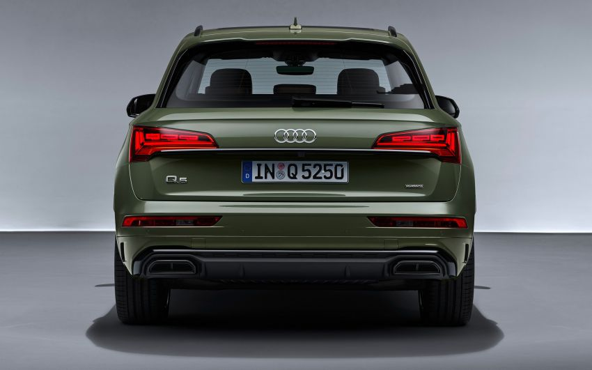 2020 Audi Q5 facelift debuts – updated styling; MIB3 infotainment system; mild hybrid, PHEV powertrains Image #1137842