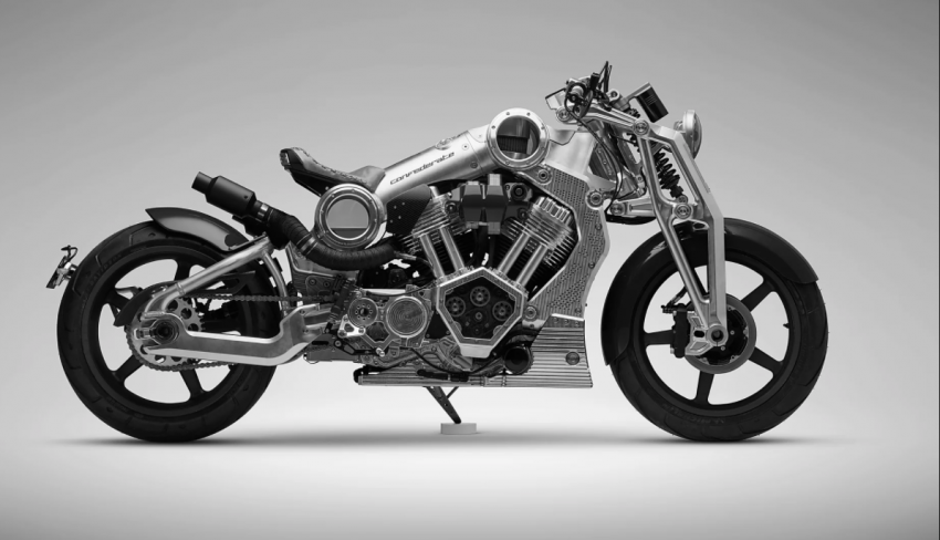 Confederate Motorcycles rises again with 2020 lineup Image #1125443