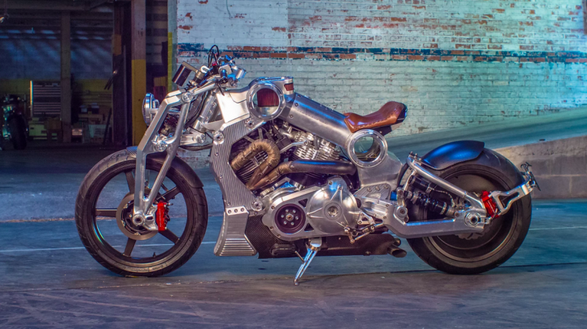 Confederate Motorcycles rises again with 2020 lineup Image #1125449
