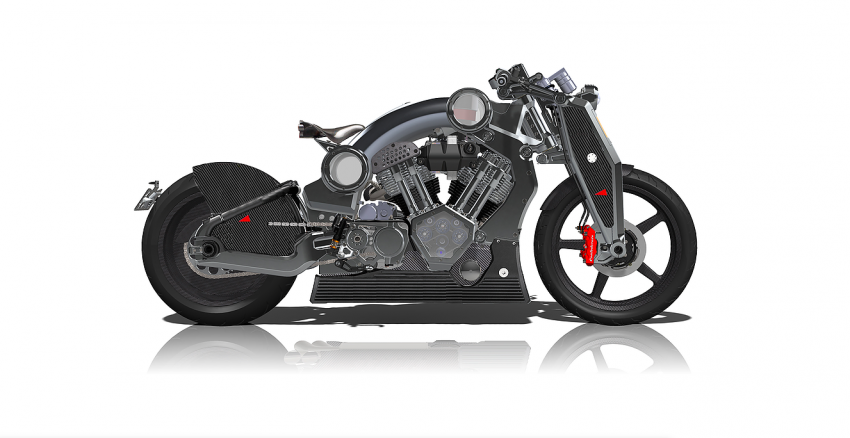 Confederate Motorcycles rises again with 2020 lineup Image #1125454