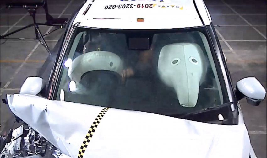 Daihatsu Rocky awarded five-star JNCAP safety rating Image #1252517