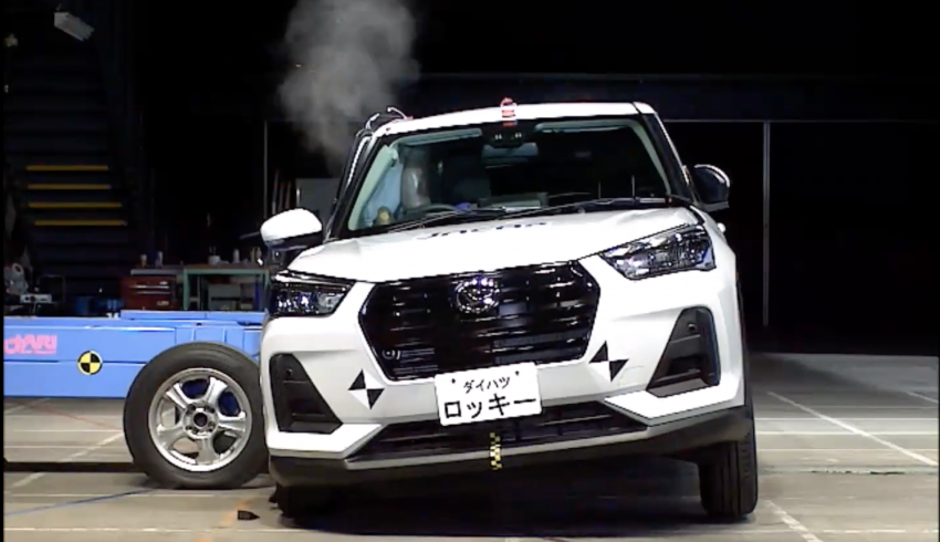 Daihatsu Rocky awarded five-star JNCAP safety rating Image #1252512