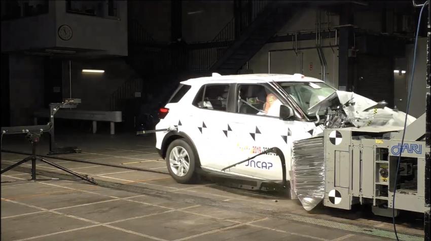 Daihatsu Rocky awarded five-star JNCAP safety rating Image #1252513