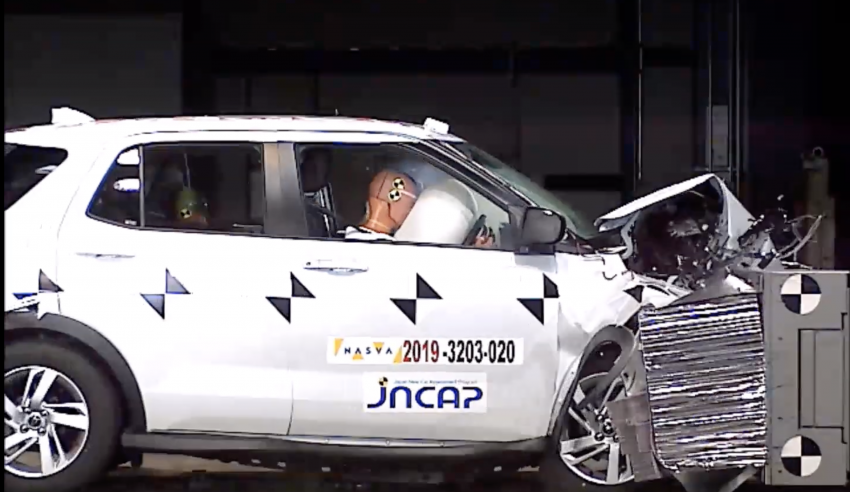 Daihatsu Rocky awarded five-star JNCAP safety rating Image #1252515