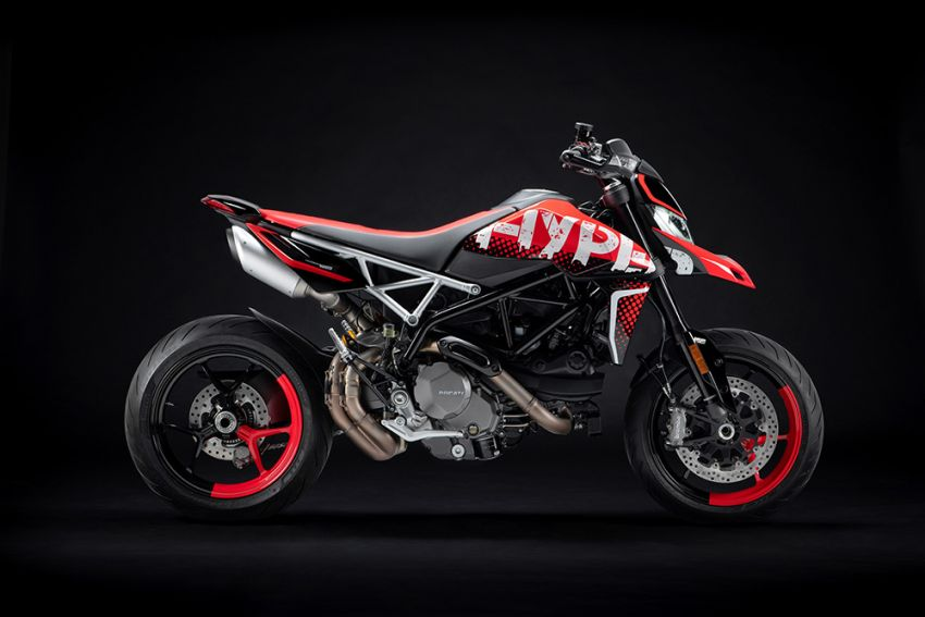 2020 Ducati Hypermotard 950 RVE launched Image #1130756