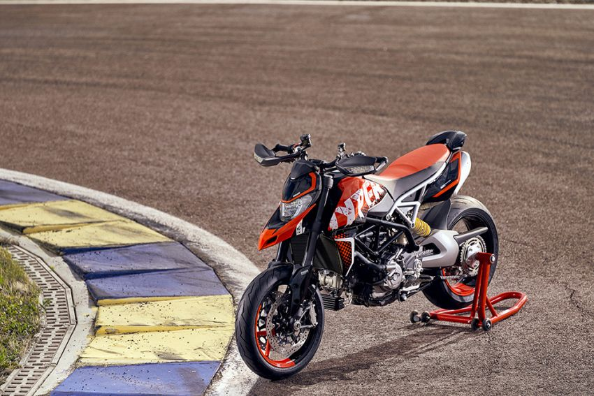 2020 Ducati Hypermotard 950 RVE launched Image #1130793