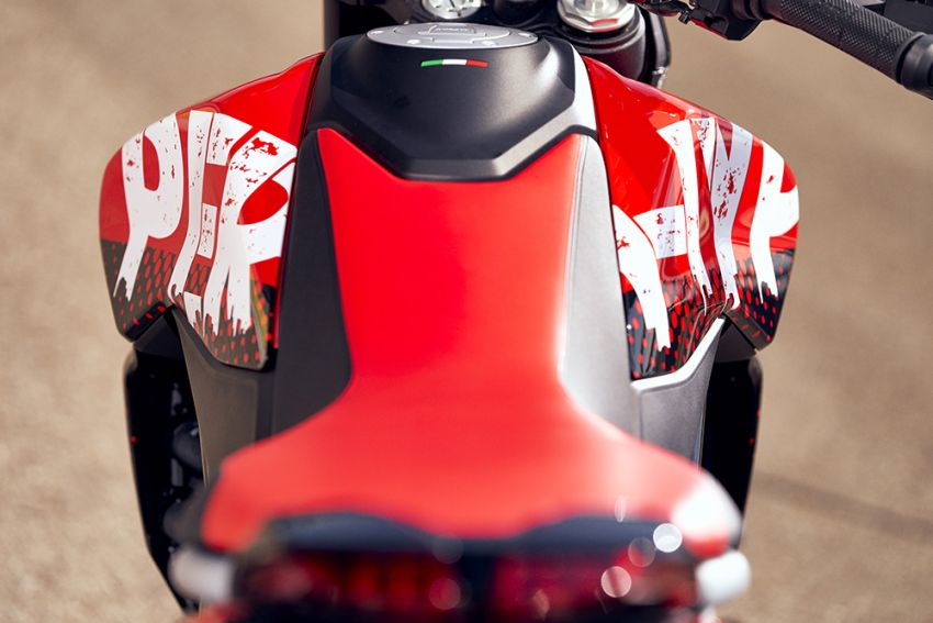 2020 Ducati Hypermotard 950 RVE launched Image #1130799