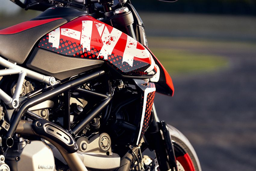 2020 Ducati Hypermotard 950 RVE launched Image #1130807